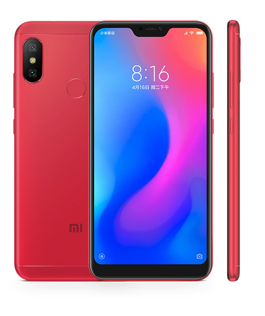 Redmi Note 6 Pro Design And Specifications Xiaomi Phone Smartphone