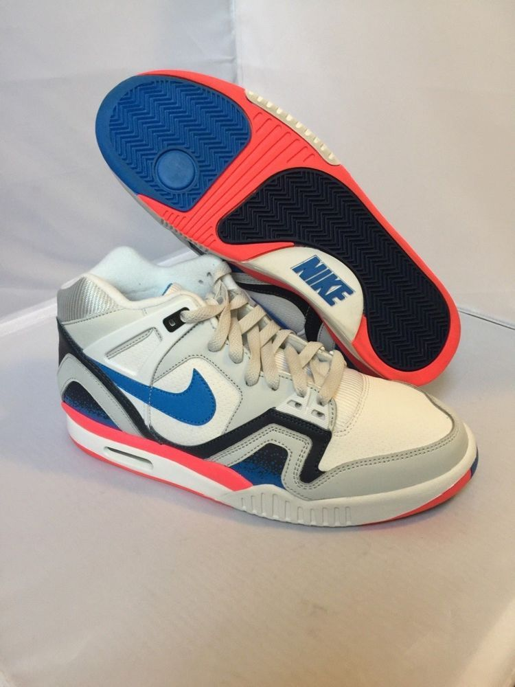 new style 9aac3 7dabc Nike Air Tech Challenge II 2 Photo Blue 318408 101 Andre Agassi Size 9.5  fashion clothing shoes accessories mensshoes athleticshoes (ebay link)