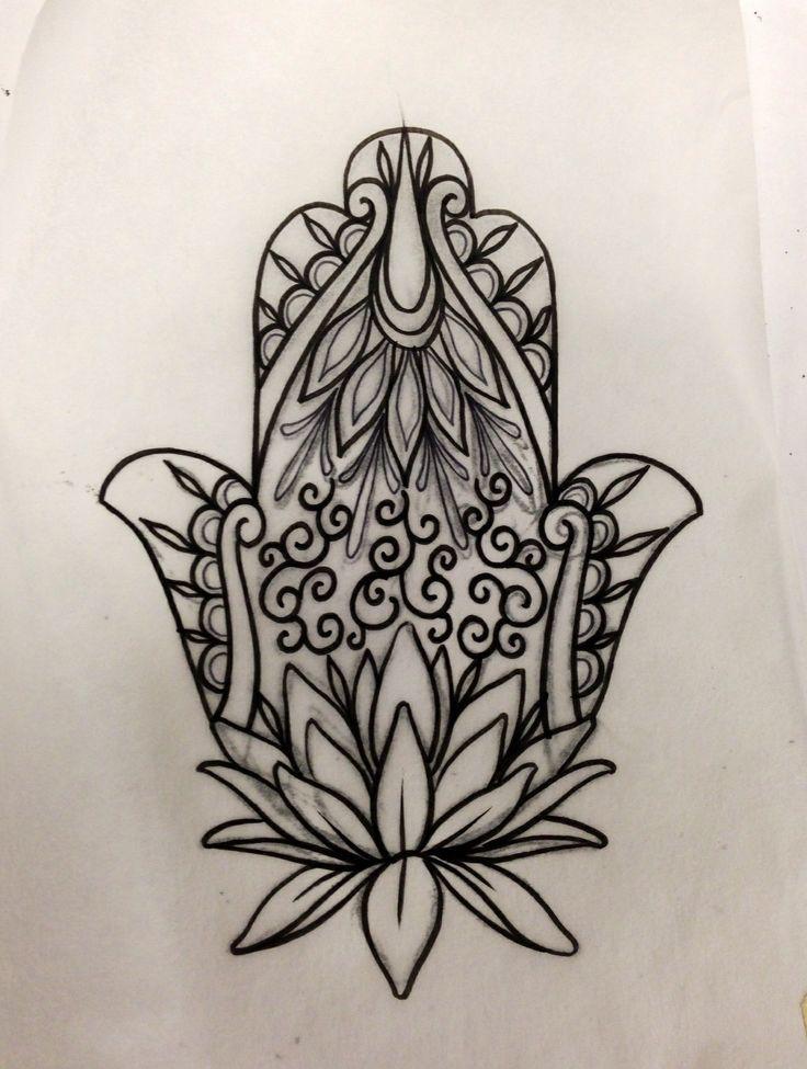 hamsa google search tattoo pinterest indische. Black Bedroom Furniture Sets. Home Design Ideas