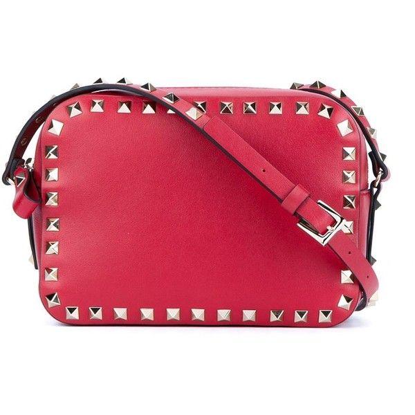 6ad5c19eecc Valentino Garavani  Rockstud  crossbody bag (1 805 AUD) ❤ liked on Polyvore