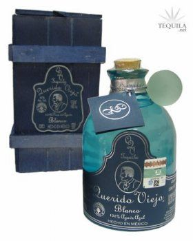 Querido Viejo Tequila Blanco - Tequila Reviews at TEQUILA.net