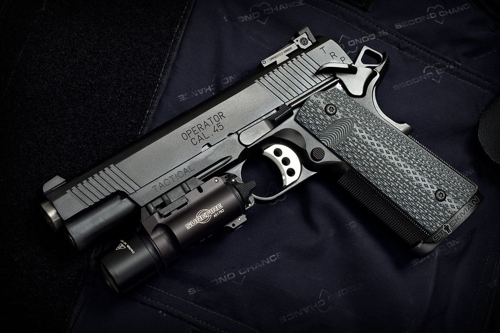 Springfield TRP with Surefire X300: Holy Grail