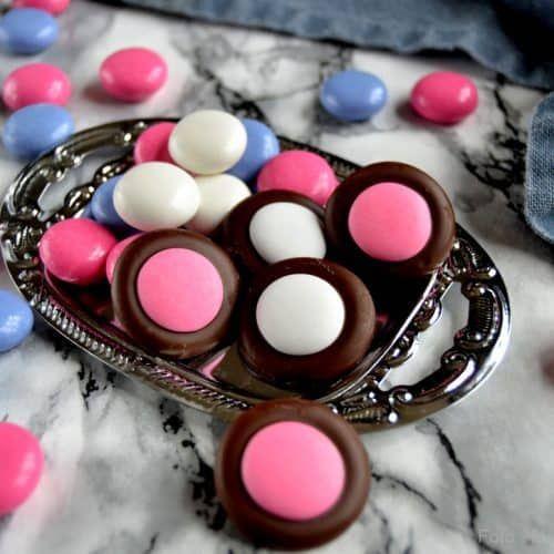 Chokolade åkander - supernem opskrift på konfekt - madenimitliv.dk #konfektjul