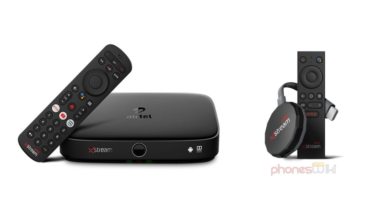 Airtel Xstream Box and Xstream Stick launched Check price