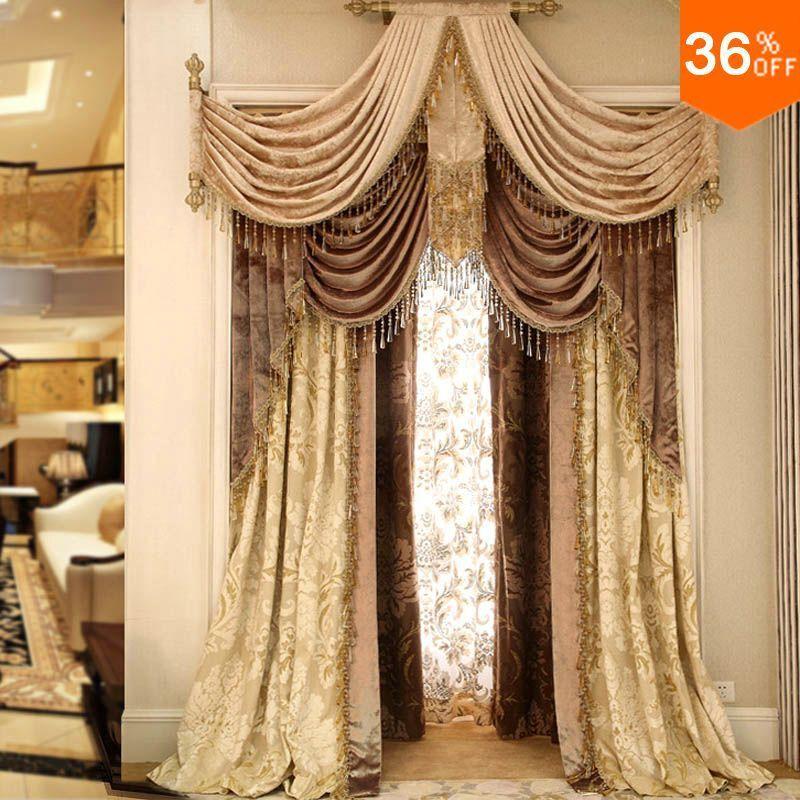 Find More Curtains Information about 2016 Gold punch ring rod - vorhänge für schlafzimmer