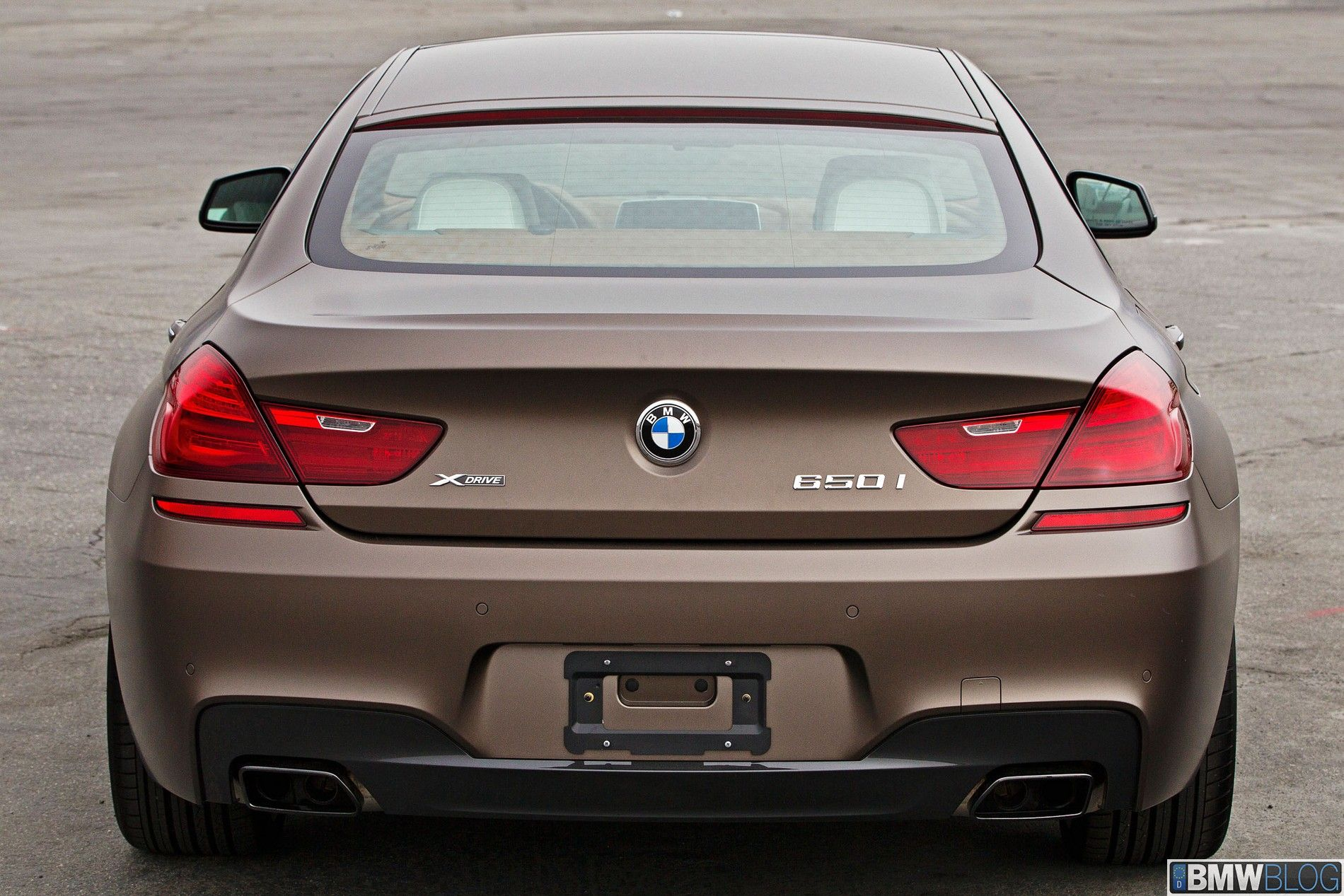Road review bmw 650i gran coupe