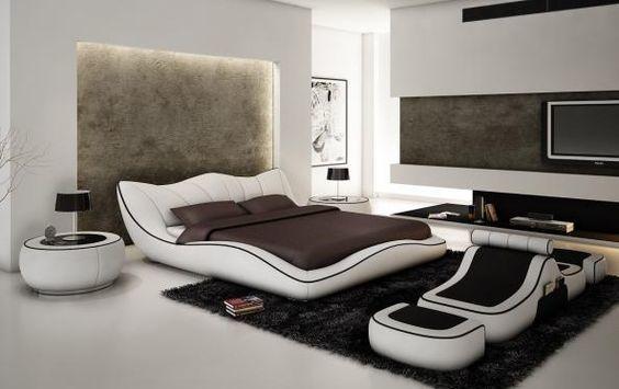 Matrimonio Bed Info : Moderna habitación de matrimonio ideas geniales