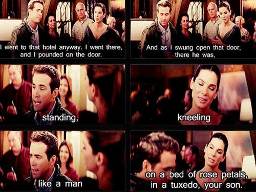 Pin By Leigh Ann Bauman On I Watch Way Too Much Television The Proposal Movie Funny Movies Movie Quotes