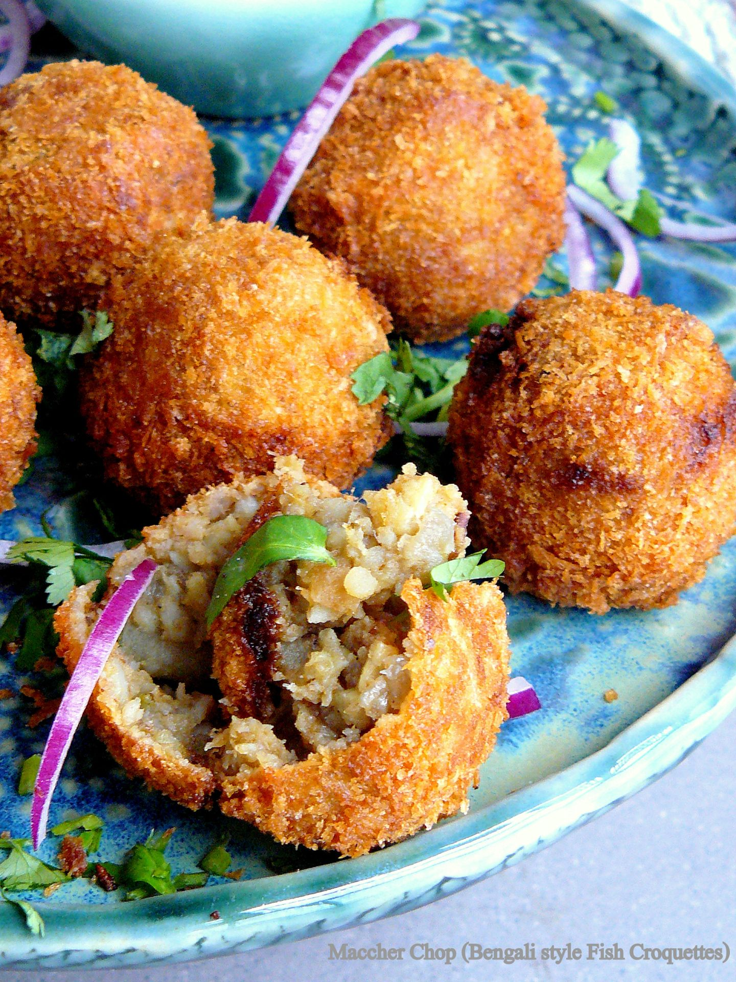 Kidspot #Voicesof2015 Experience + a recipe for Maccher Chop (Bengali style Fish Croquettes) – The Spice Adventuress