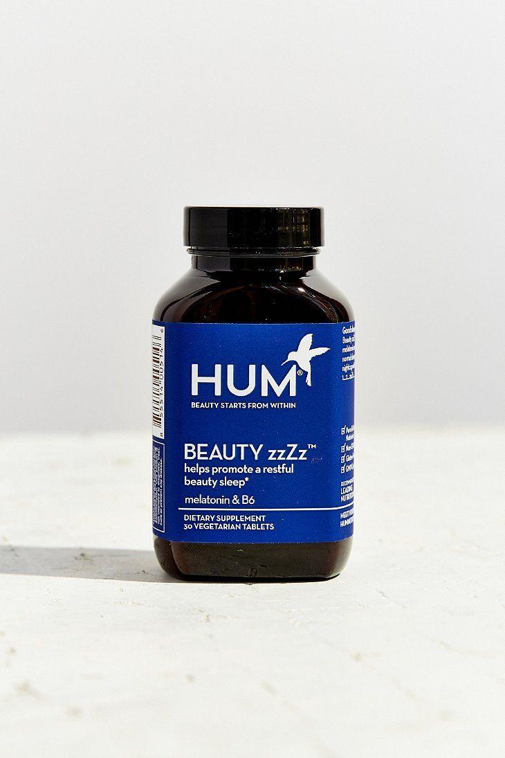 HUM Nutrition Beauty Zzzz Vitamins