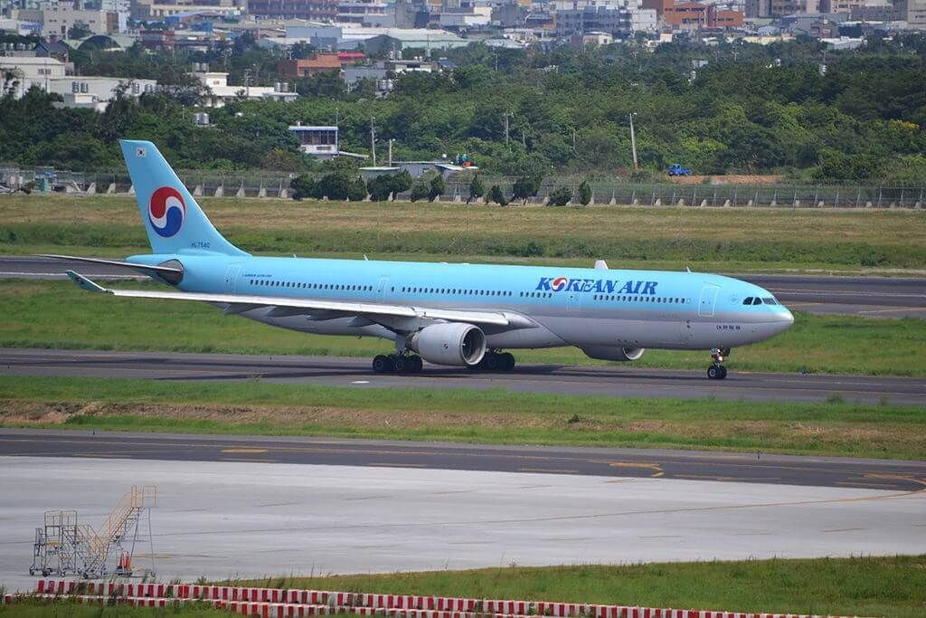 Korean Air Fleet Airbus A330300 Details and Pictures