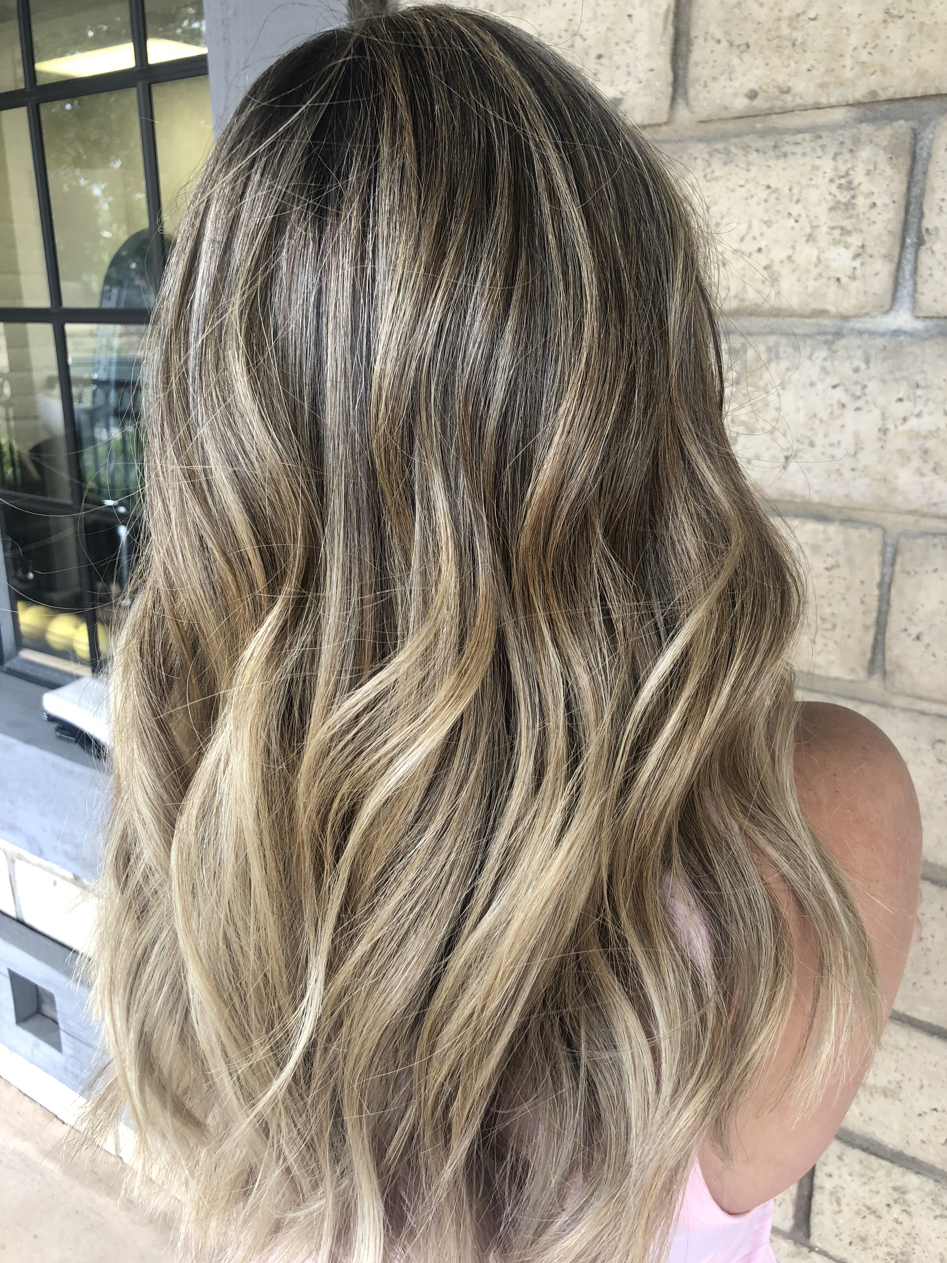 15++ Root smudge blonde highlights inspirations