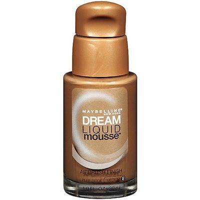 5 Best Water Based Foundations Maybelline Dream Liquid Mousse Water Based Foundation Mousse Makeup