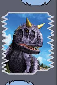 Resultado de imagem para cartas do gabu dino rei dinossauro rei rei - Carte dinosaure king ...