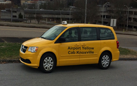 Airport Yellow Cab Offered Safe And High Quality Shuttle Transportation Taxi Cab Service To And From Knoxvi Yellow Cabs Taxi Cab Mcghee Tyson Airport