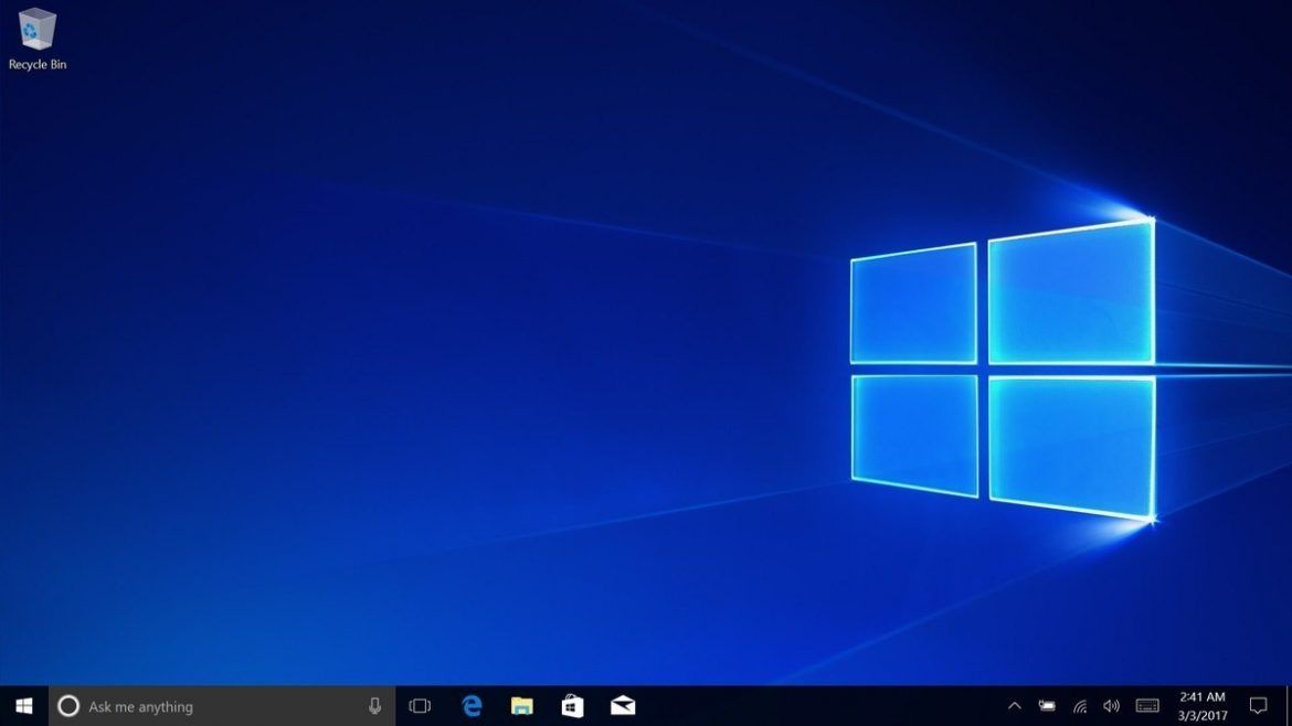 Microsoft Releases New Patches For Windows 10 Versions 1709 And 1703 Onmsft Elect Area Windows Wallpaper Microsoft Windows Windows 10