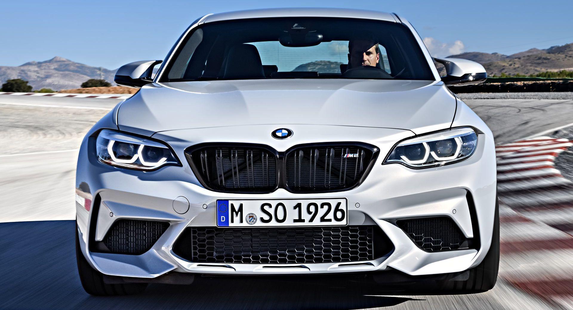 Bmw M2 Competition Goes Official With 405 Hp Carscoops Bmw M4 Bmw X7 Hyundai Veloster