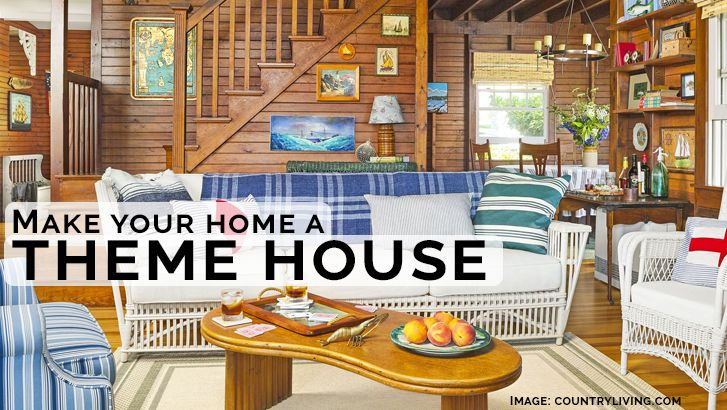 Did you ever want to live near an ocean or planned to own a beach house, but never got a chance to do so. Even in your home, by adding in some nautical décor could do the needful. There are several nautical décor products along with selected wall colours that could help in create Beach or Ocean theme in your home.   #homedecor #decoration #themehouse #homedecoritems #nauticalitems #NauticalProducts #BeachHouse #BeachHouseTheme #NauticalDecor #HomeDecoration #Decorideas #Homedecorideas