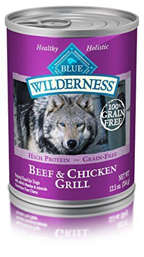 Blue Buffalo Wilderness Beef Chicken Grill Grain Free 12 5 Oz