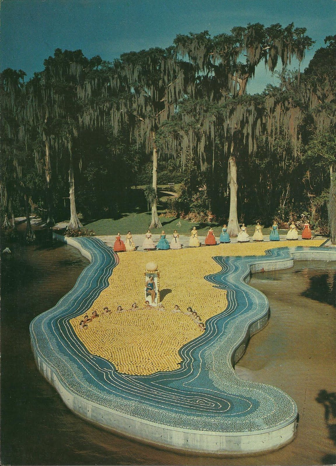ESTHER WILLIAMS SWIMMINGPOOL: Cypress Gardens | She Had It ...