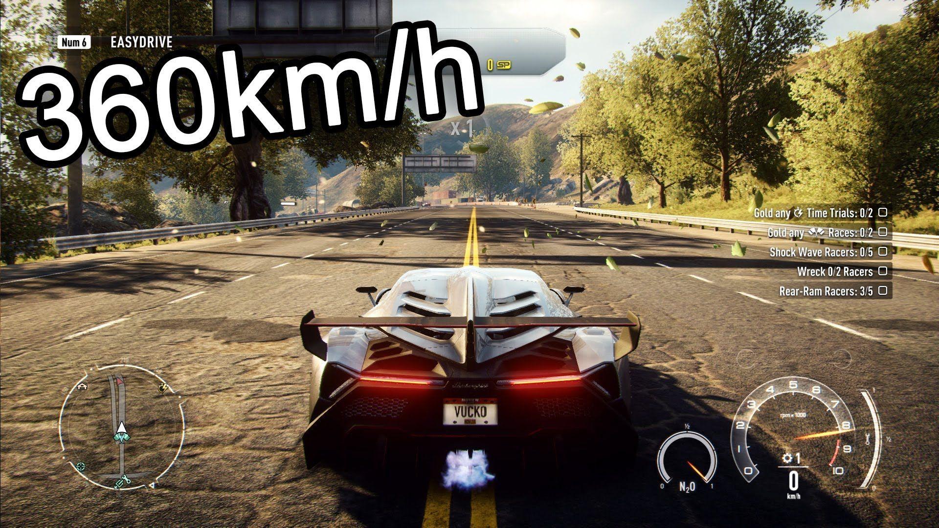 Need For Speed Rivals Bugatti Ed