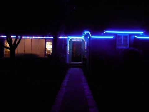Permanent Digital Led House Holiday Lighting Holiday Led
