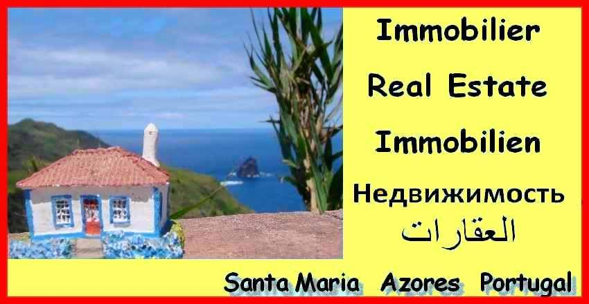 Holiday home Santa Maria Azores Holiday home for rent by