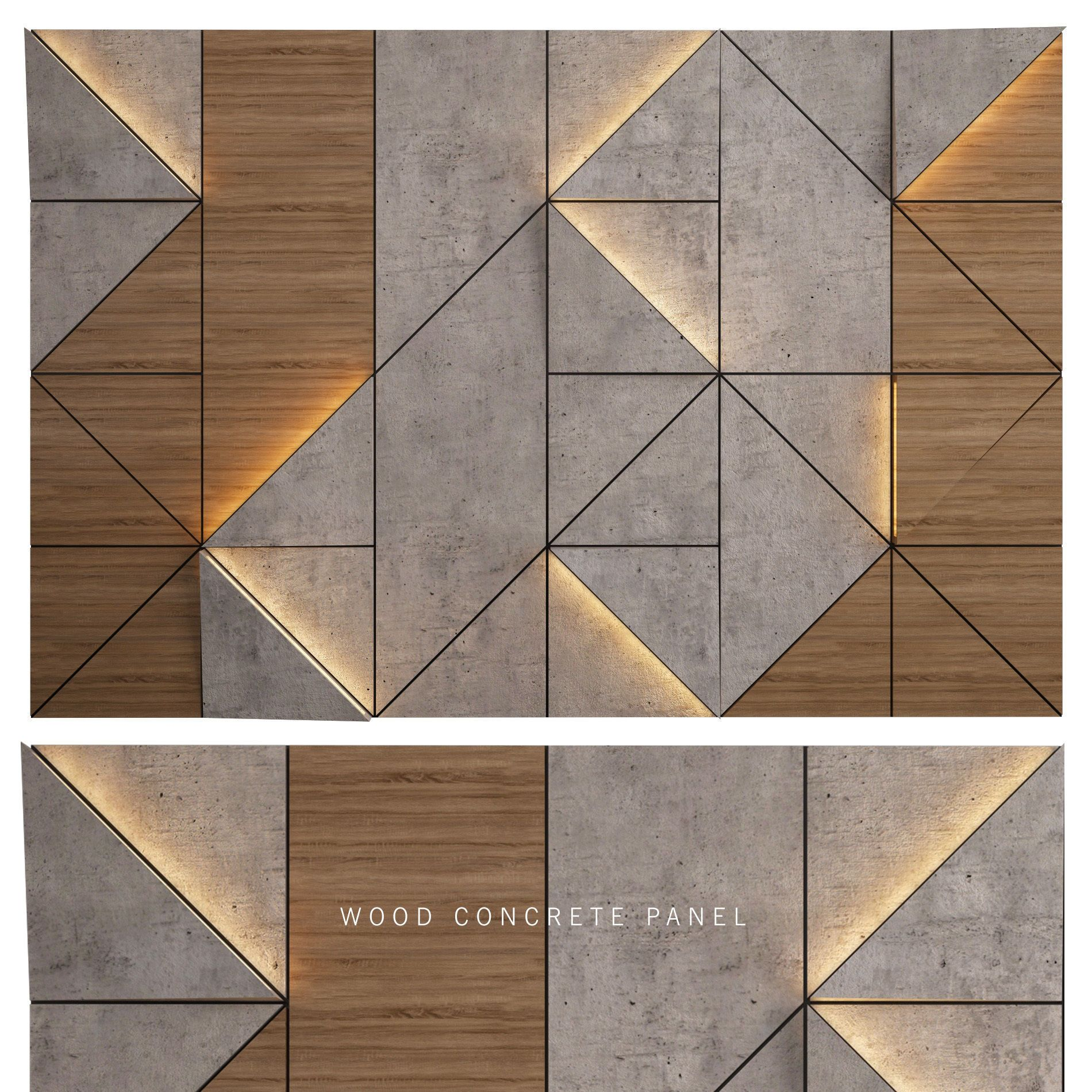 Wall Panel 11 3d Model Wall Decor Design Feature Wall Design Interior Wall Design