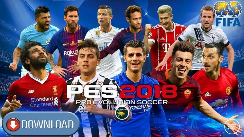 💐 Download pes 2018 ps3 iso android | Download Latest Pes 2018 Iso