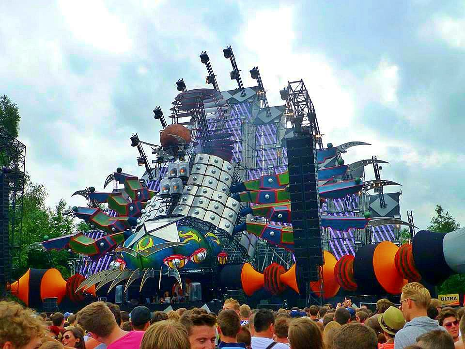 What you need to know about the Tomorrowland festival in Belgium!