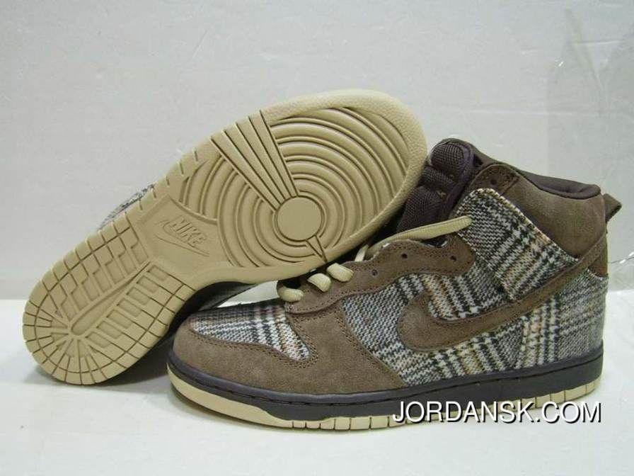 best service 317c6 57832 Nike Dunk High Pro SB Tweed ...