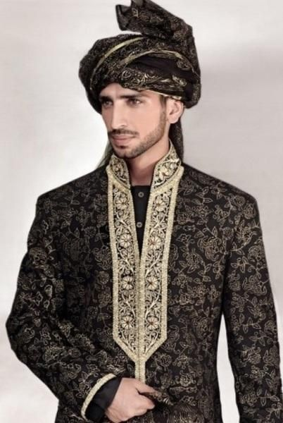 Pakistani Traditional Wedding Attire For Men Beauty All Around The