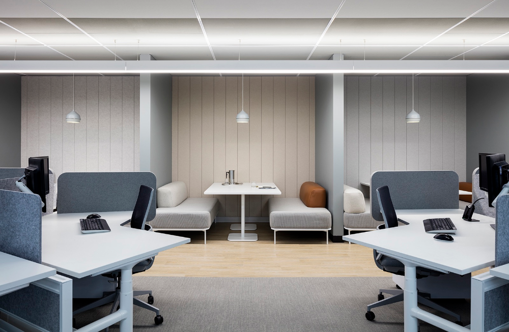 A Look Inside Kordamentha S Elegant Melbourne Office Booth