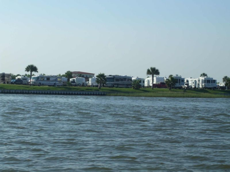 Photo Gallery - Galveston Bay RV Resort and Marina