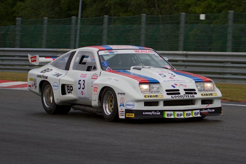 Chevrolet Monza Cer Gilles Ceron Spa Classic Chevrolet Monza