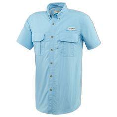 32b00692 Magellan Outdoors™ Men's Laguna Madre Short Sleeve Fishing Shirt ...