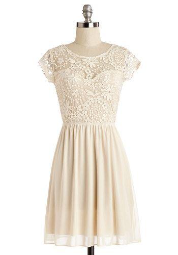 Oh My Gosh A-Line Dress in Navy Dinos   Kleidung und Kleider