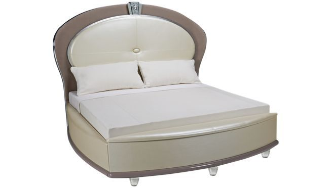 Amini - Overture - King Upholstered Bed with Storage