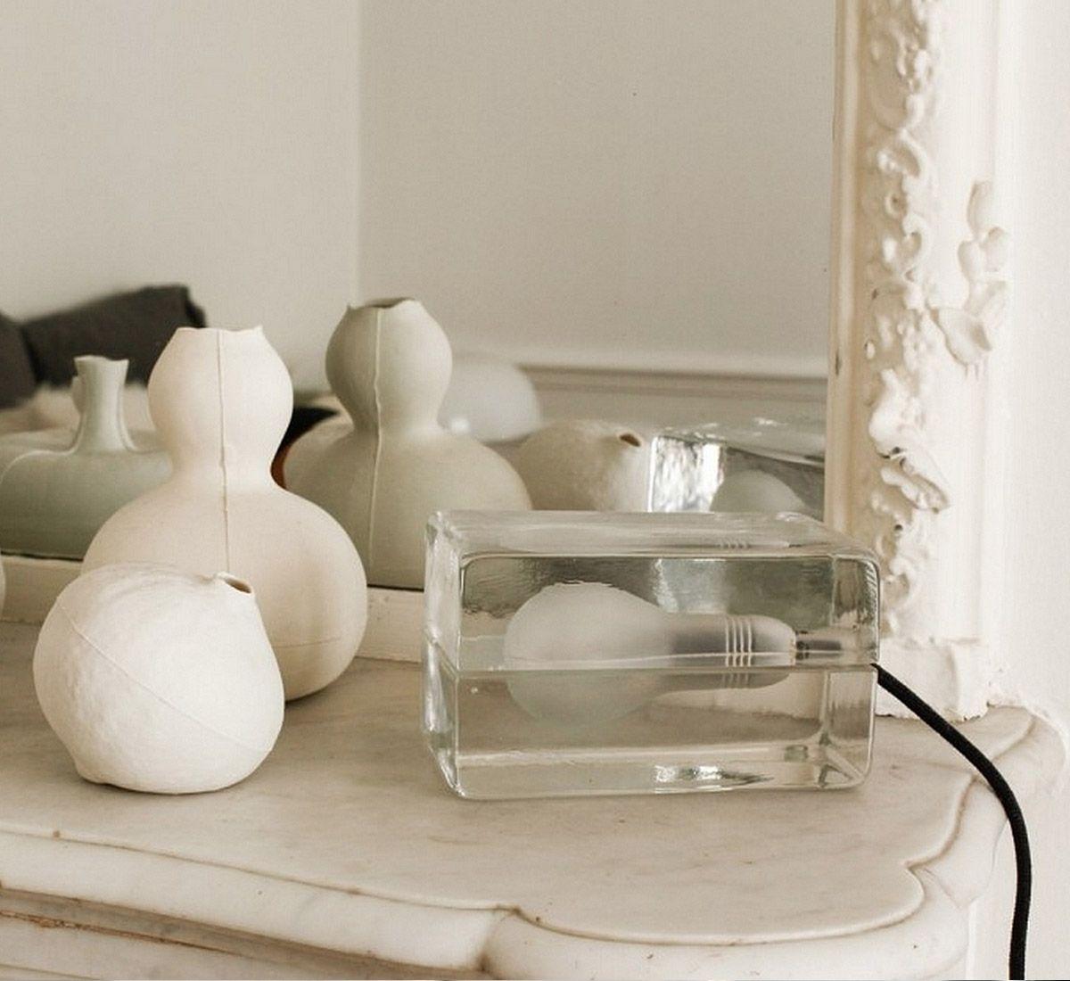 Design House Stockholm Block Table Lamp 110v In 2021 Interior House Design Interior Inspiration