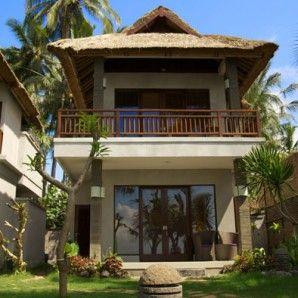 Amarta Beach Cottages, Bali, Indonesia   Lantai