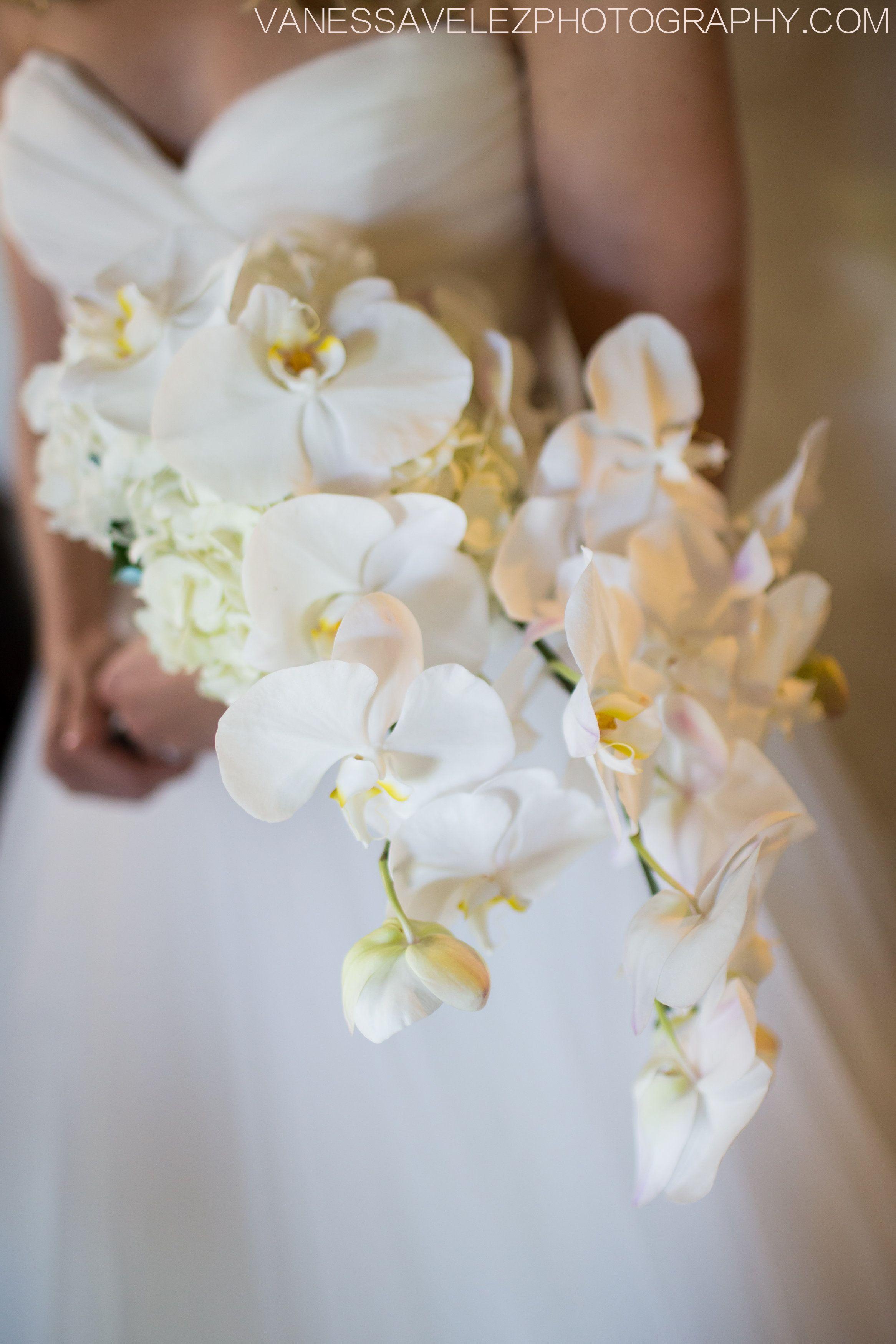 Cascading Orchid Bridal Bouquet Orchid Bridal Bouquets Wedding