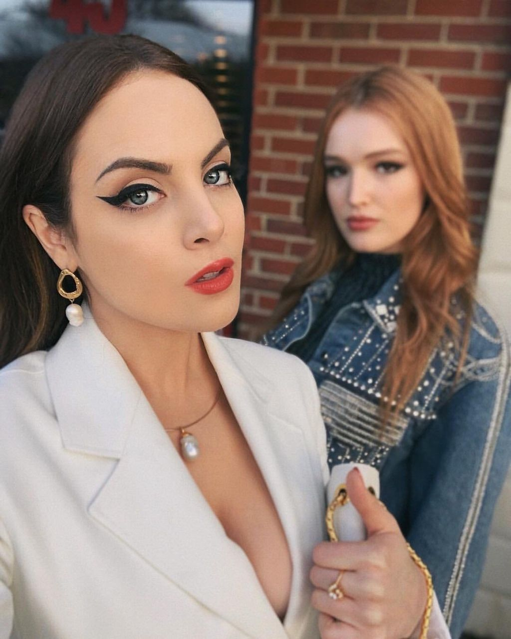 Discovered by  . Find images and videos about liz gillies ...