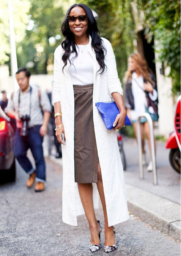 Switch up your everyday, business-casual look this summer with 5 easy tips. // #StreetStyle #OutfitIdeas #Tips