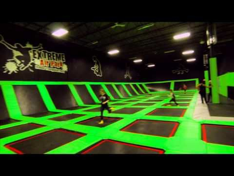 Extreme Airpark Calgary Canada S Largest Indoor