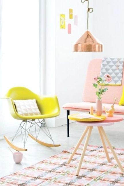 Pastel Furniture Interior Pastel Interior Interior Design