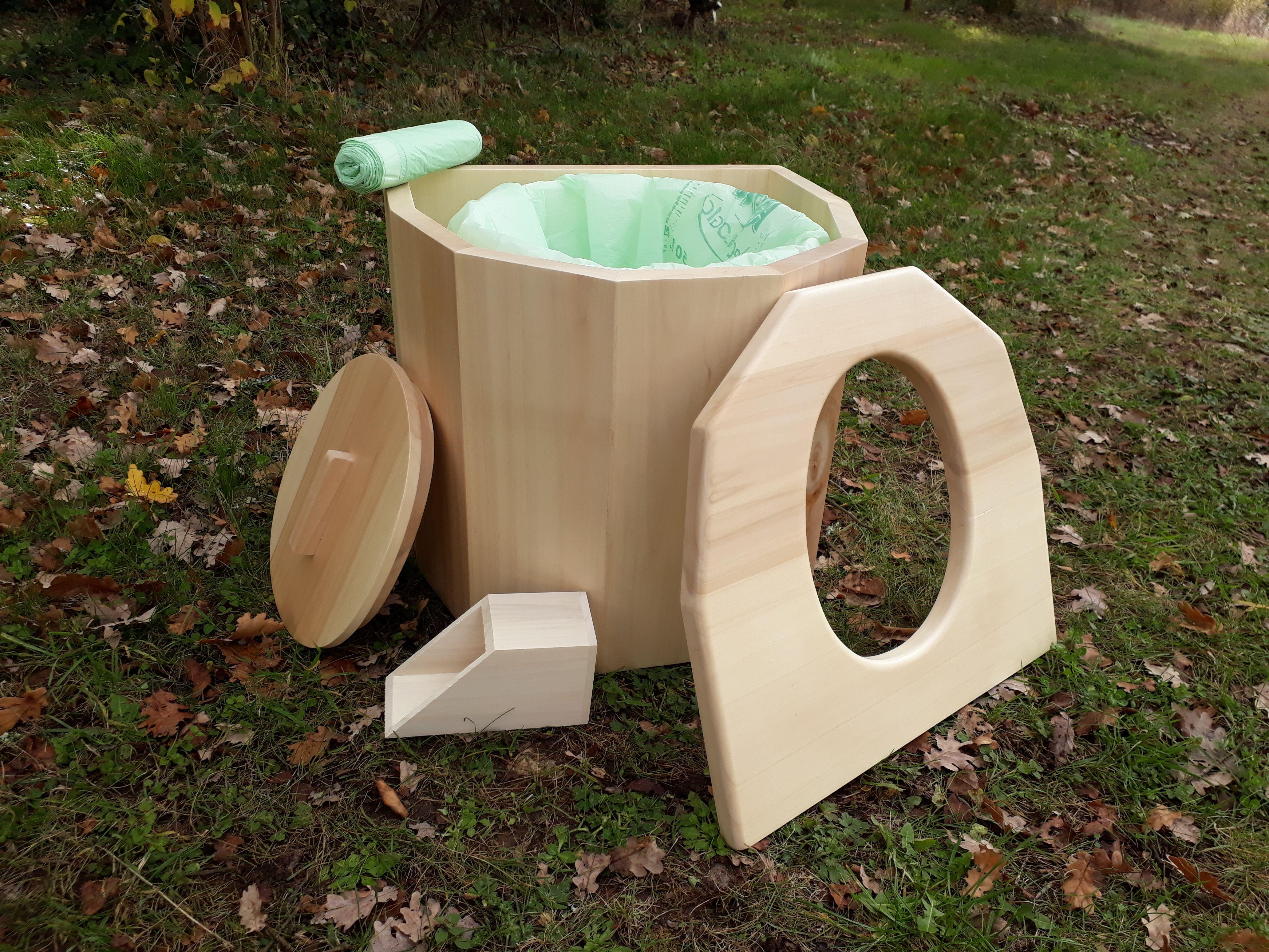 Toeletta mobile ~ Toilette sèche d intérieur pour camping car mobile home caravane