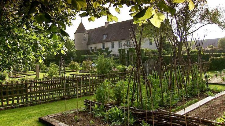 prieure orsan garden