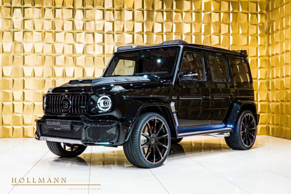Mercedes Benz G 63 Amg Brabus 700 Luxury Pulse Cars Germany For Sale On Luxurypulse En 2020 Voiture