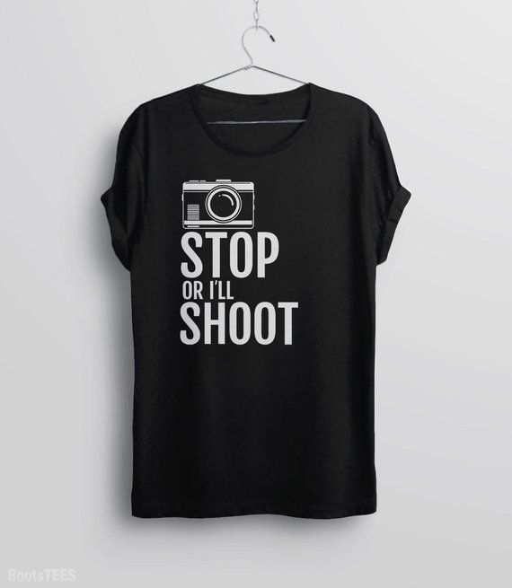 02da2523 Photographer Gift Shirt, Womens Photography T Shirt, Camera Tshirt, Funny T- Shirt with Saying, Funny