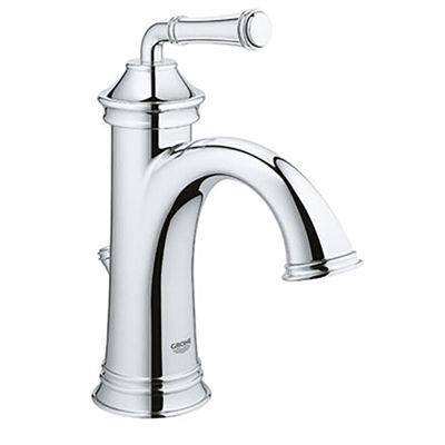 Grohe Bathroom Faucet 21111000 Gloucester Chrome 1 Handle Single